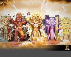Panteón Inca - Portal de los Dioses.