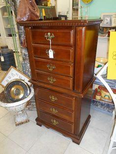 Beautiful Jewelry Box Dresser ~ $125
