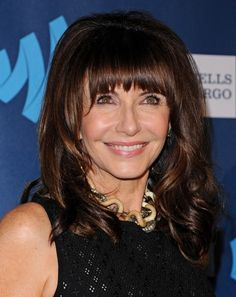 Mary Steenburgen Hair