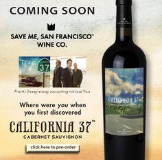 New wine, California 37!