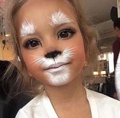 Kitty Kat face paint