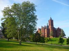 Crouse College, Syracuse University
