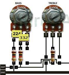 Tone Control sederhana tapi mampu menghasilkan audio HiFi | guruKATRO Audio Amplifier, Hifi Audio, Car Audio, Electronics Basics, Electronics Projects, Klipsch Speakers, Electronic Schematics, Electrical Projects, Solar Power System
