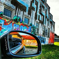 River Art District in Asheville, NC   Photo By: A.TatePhotography