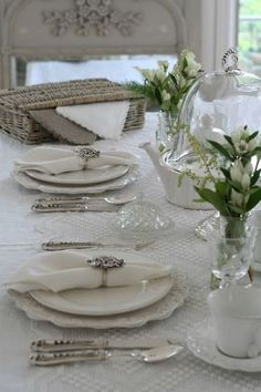 Southern table settings