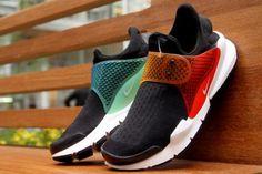 NIKELAB SOCK DART SP BLACK/MULTI-COLOR #sneaker