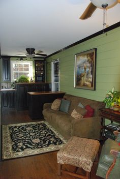 enclosed porch into laundry room