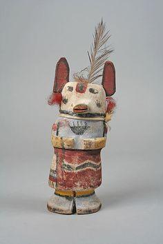 Chief of Oraibi, Willy Tewaquaptewa | Katsina | Hopi | The Met