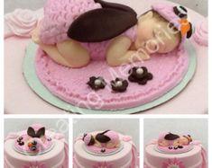 12 Small MINION Inspired Cupcake decorations made of от anafeke