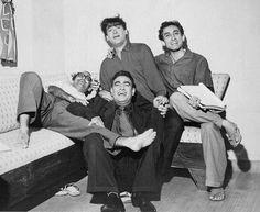 Shammi Kapoor and Rajendranath