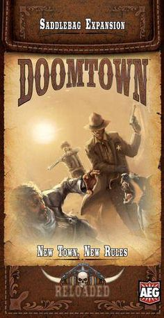 Doomtown New Town New Rule
