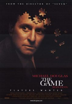 The Game 11x17 Movie Poster (1997)