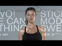 Under Armour I WILL WHAT I WANT (GISELE BÜNDCHEN) - 2015' Cannes Lions CYBER GRAND PRIX - YouTube