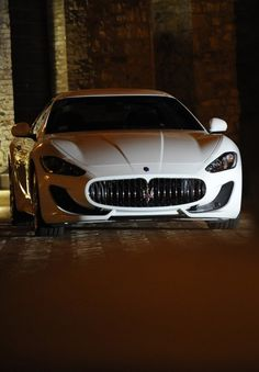Maserati GT. #Carlover? Please visit www.fi-exhaust.com , Look what we can do for your car!