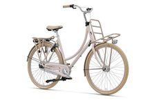 Rower Miejski Damski Batavus Diva Plus. Skierowany jest do kobiet pragnących posiadać ponadczasowy model, który nieustannie jest w modzie.  http://damelo.pl/damskie-rowery-miejskie-stylowe/788-rower-miejski-damski-batavus-diva-plus.html