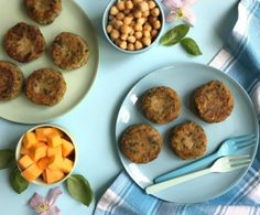 Try these delicious dairy free rissoles packed full of nutritious …