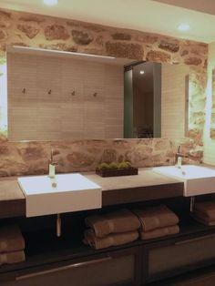 Cream Master Bedroom with Seating, Ottoman & Fireplace : Designers' Portfolio : HGTV - Home & Garden Television