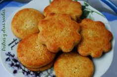 Perrunillas Deliciosos dulces extremeños. La receta en:postresyotrasrecetas.blogspot.com