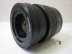 LS884CA MINOLTA AF ZOOM 35-80mm F4-5.6 φ46 ジャンク_画像1
