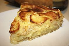 Пирог серебряный век с яблоками пошаговый рецепт