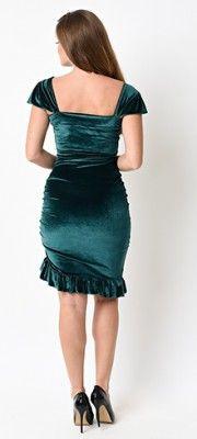Cocktail Dresses - Vintage & Retro Style Cocktail Dresses | Unique Vintage