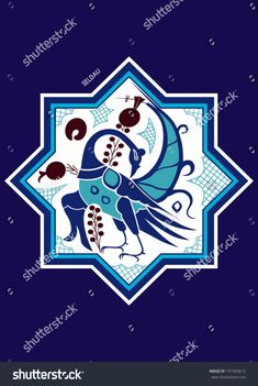 Find Stylize Turkish Motif Seljuk Kubadabad stock images in HD and millions of other royalty-free stock photos, illustrations and vectors in the Shutterstock collection. Turkish Art, Turkish Tiles, Turkish Pattern, Pottery Painting Designs, Stock Image, Historical Art, Ceramic Painting, Tile Art, Pattern Art