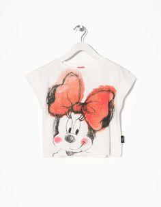 Camiseta Minnie Zippy