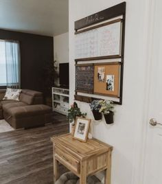 #1THRIVE #1THRIVECenters #WallOrganization #WallOrganizers #GoalSetting #ThriveWithUs #OneHomeOneWall #CommandCenter #HomeCommandCenter Home Command Center, Wall Organization, Setting Goals, First Home, Your Style, Starter Home
