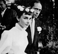 audrey hepburn weddings - Google Search