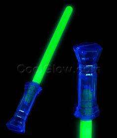 Glow Light Saber Green -- $1.50 each