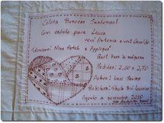 Artes de Paula Louceiro: Colcha em patchwork com appliqué
