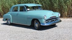 1951 Plymouth Cambridge sold for $6,500.
