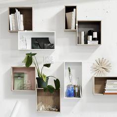 Muuto Mini Stacked shelf system