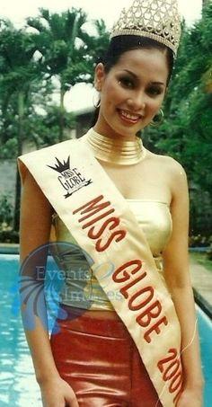 Maricar Balagtas -- 2001 Miss Globe International Winner