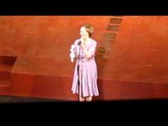 Frederica von Stade's Farewell at the Houston Grand Opera - YouTube