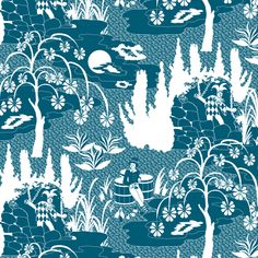 Unfortunato fabric by mag-o on Spoonflower - custom fabric