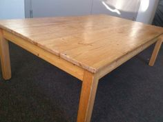 Simple easy to build Coffee table
