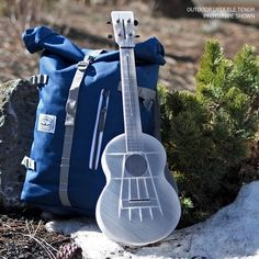 Outdoor Ukulele™ is a father-daughter manufacturer of composite polycarbonate instruments for extreme conditions. Made in the USA. 🇺🇸 outdoorukulele.com