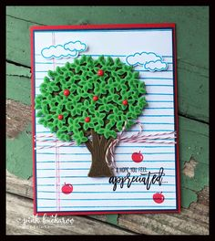 Pink Buckaroo Designs: Have you heard? Thoughtful Branches!