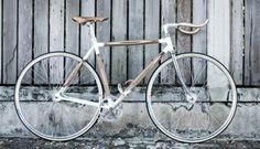 Dots Design Studio PLYbike wooden bicycle
