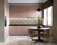 Küche Pastell Farben Hell Beige Weiss Pastellblau | Wohnideen Küche |  Pinterest