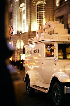 Burberry Christmas | Burberry Christmas 2012 | F.TAPE | Fashion Directory. Can I get a delivery?