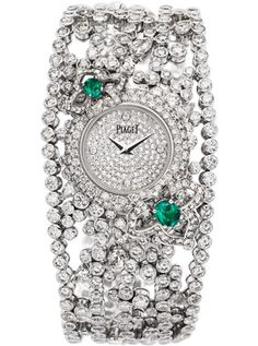 Diamond Watches Ideas : piaget - Watches Topia - Watches: Best Lists, Trends & the Latest Styles Amazing Watches, Unique Watches, Piaget Jewelry, Gold Diamond Watches, Bijoux Art Deco, Fossil Watches, Expensive Jewelry, Pear Shaped Diamond, Luxury Watches For Men