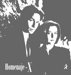 The Hellstown Post: HOMENAJE-X