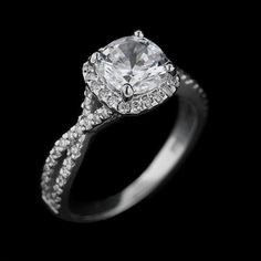 MiaDonna & Company® - Eternal - Monogram Engagement Ring