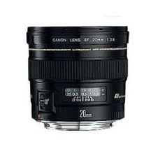 £439.99 Canon EF 20mm f/2.8 USM Lens (Canon website says suitable for architecture)