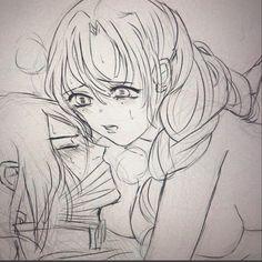 Anime Angel, Anime Demon, Ship Art, Manga, Couples, Art, Manga Anime, Manga Comics, Couple