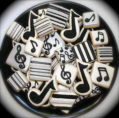 Sugar Sugar Cookies Musical cookies