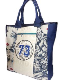 Shopping bag Florenz 38x36x11 cm