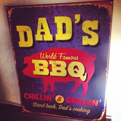Dad´s cooking